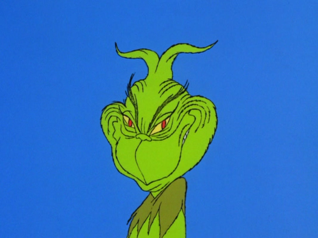 In Defense of the Grinch and Other Christmas Thoughts ...